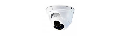 AVTech DGM2543 2 Megapixel Dome IP-camera Infrarood